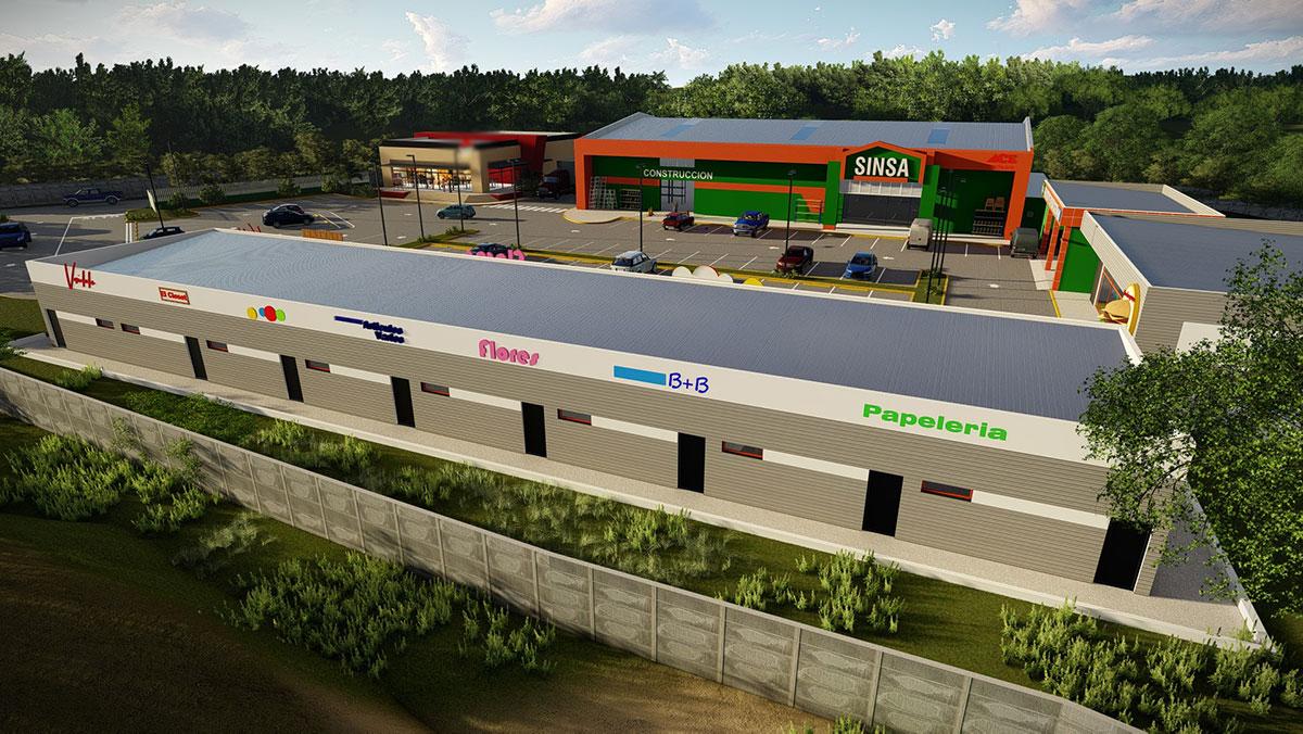Centro Comercial Juigalpa