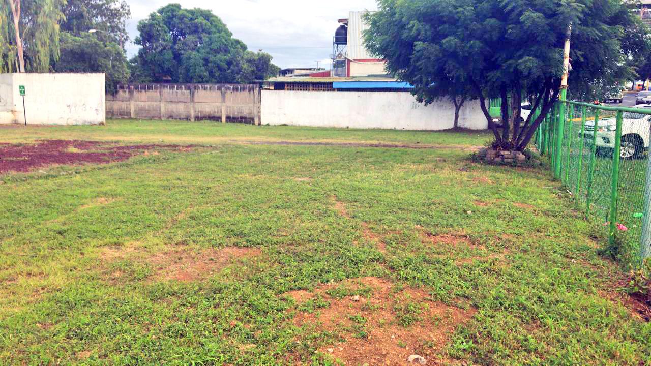 Terreno frente a Movistar