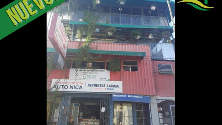 Venta de Local Comercial – Rivas