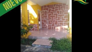 Casa en Vista del Momtombo amarilla