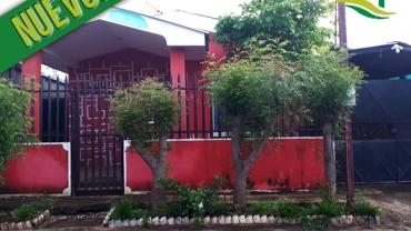 Casa en Vista del Momotombo Roja