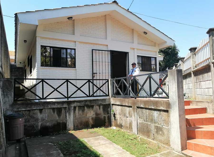 Casa en COlonia Centroamerica